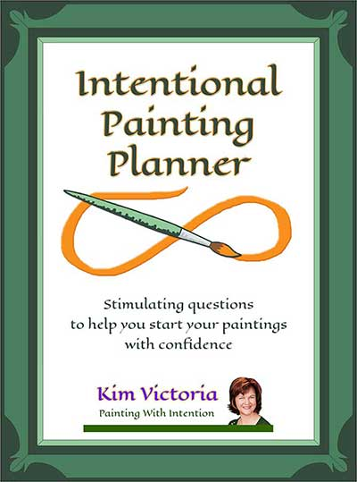 Intentional Painting Planner image