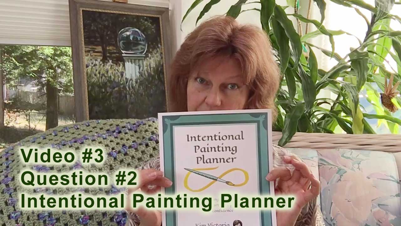 Video for Question 2 Painting Planner
