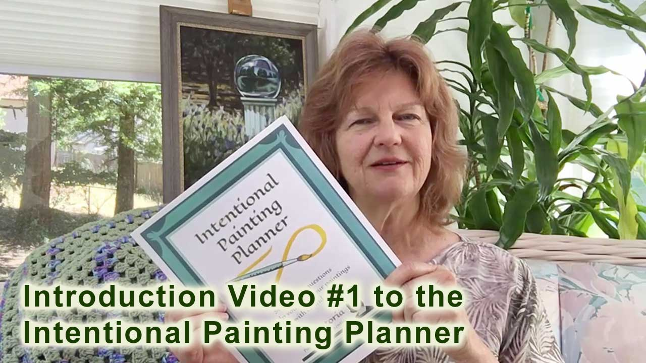 Video Intro Painting Planner
